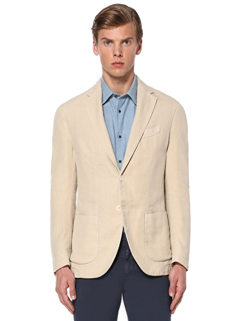 Altea Blazer Ceket Bej
